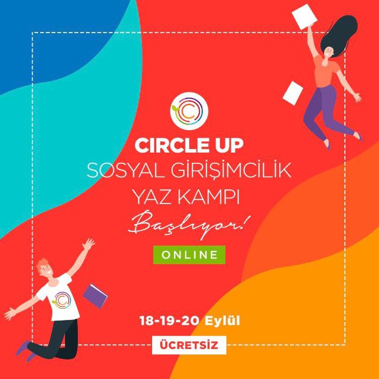 Circle Up Yaz Kampı