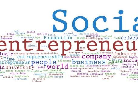 Türkiye'de Sosyal Girişimci Olmak