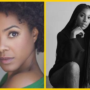 Black Sisterhood: Ashley Blaine Featherson & Courtney Sauls