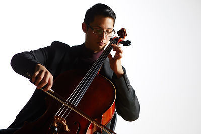 Jeremiah Barcus, Cellist and Teacher
