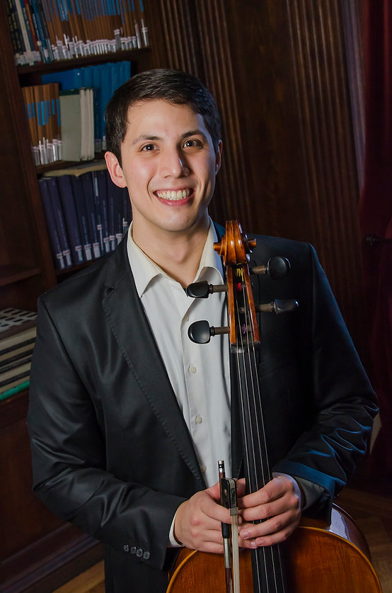 Jeremiah Barcus, cello, Boston, Teacher, musician, Videri String Quartet, piano