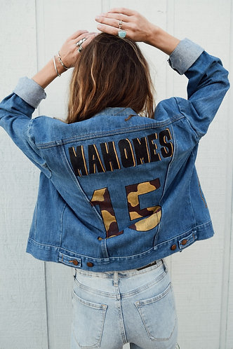 MAHOMES jacket
