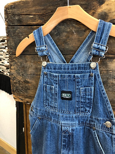 Kids size 7 overalls