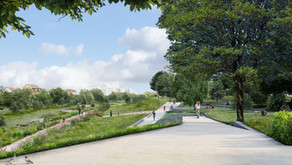 Démarrage des travaux de renaturation de l'Ill à Mulhouse: venez visiter notre chantier!