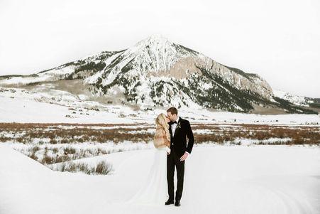 Crested Butte, Colorado Wedding