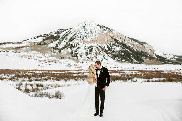 Crested Butte, Colorado Wedding