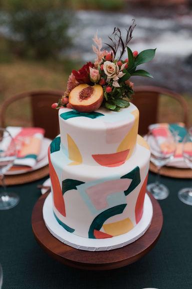 Modern Cake Design