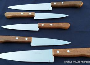 Como cuidar el filo de un cuchillo!