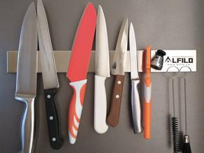Cómo cuidar el filo de un cuchillo.