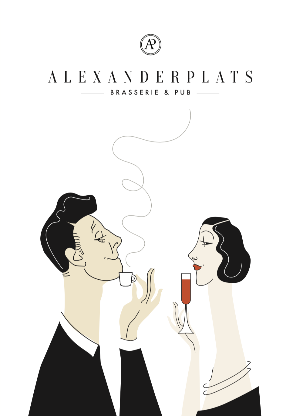illustration for Alexanderplats