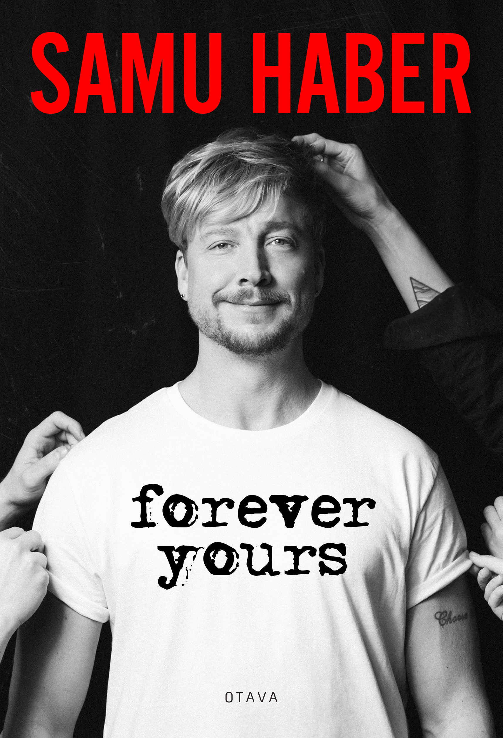 Samu Haber Forever yours book cover