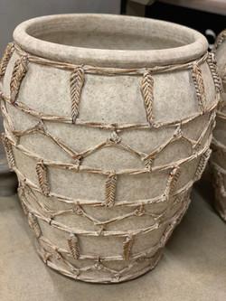 Bamboo Texture Planter