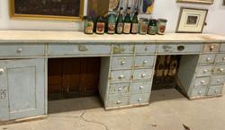 Barbershop Cabinet