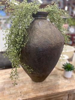 Vintage Pottery Vase