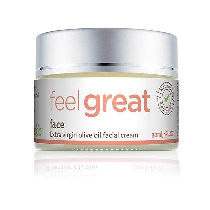 Rostro - Crema facial natural