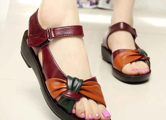 Summer Wedge Shoe
