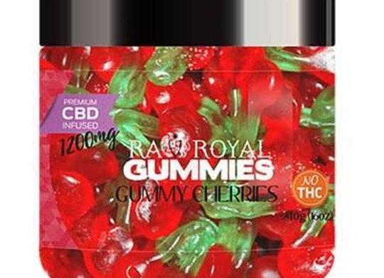 Gummy Cherries Gummies - 300mg-1200mg
