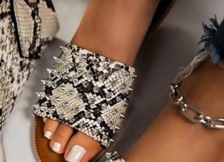 Flat Slipper Casual Footwear