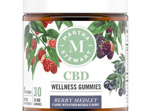 Martha Stewart -Berry Medley Gummies