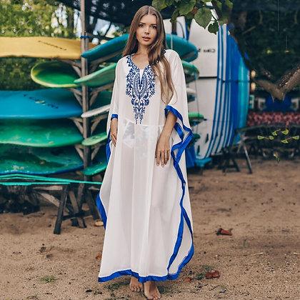 Maxi Dress Robe