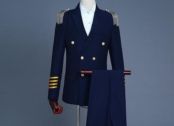 Groom Wedding Suit Blazer