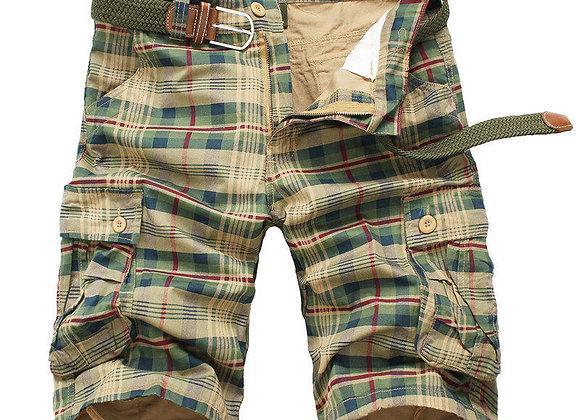 Camo Camouflage Short