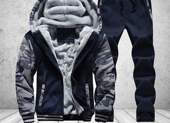 Cotton Thick Hooded Jacket
