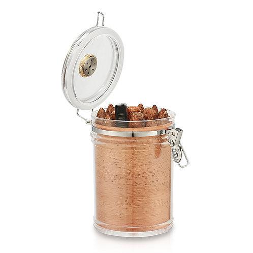 Plastic Cigars Tube Jar Portable