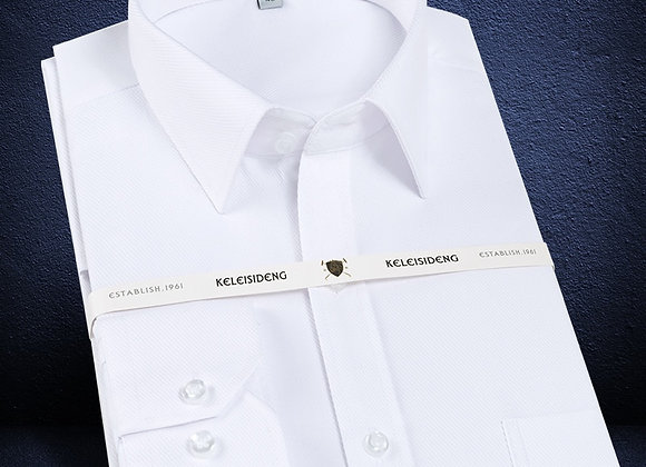 White Work Office Shirt