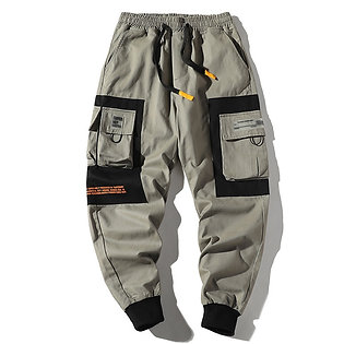 Joggers Male Cargo Pant