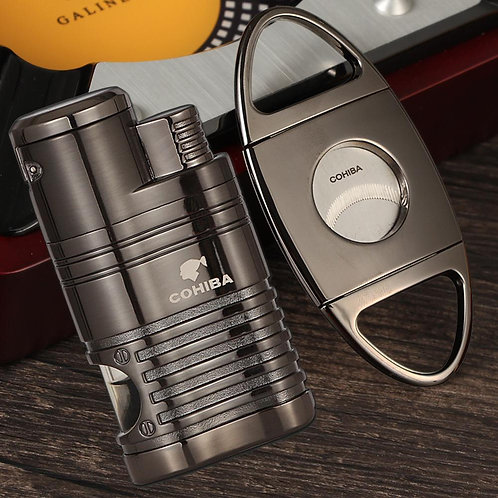 3 Jet Torch Lighter