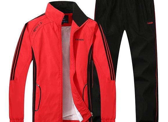 Jacket+Pant Sweatsuit