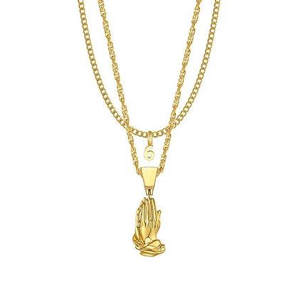 Mister Pray 6 Necklace