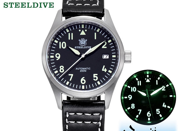 Sapphire Crystal 200m Watch