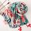 Thumbnail: Flower Print Scarf