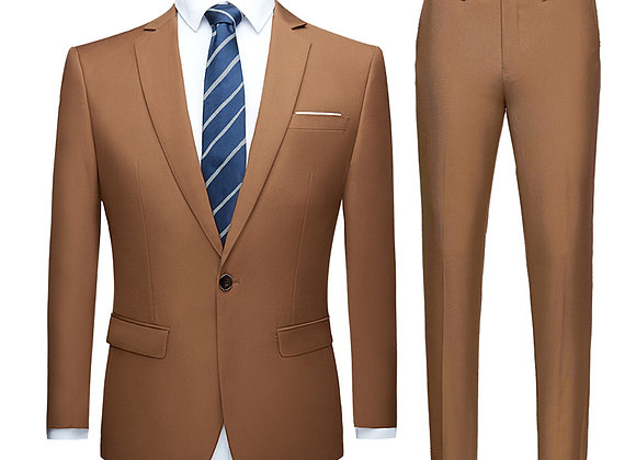 Slim Fit Formal Suit