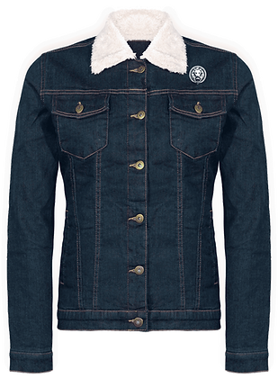 Denim Jacket Fleece
