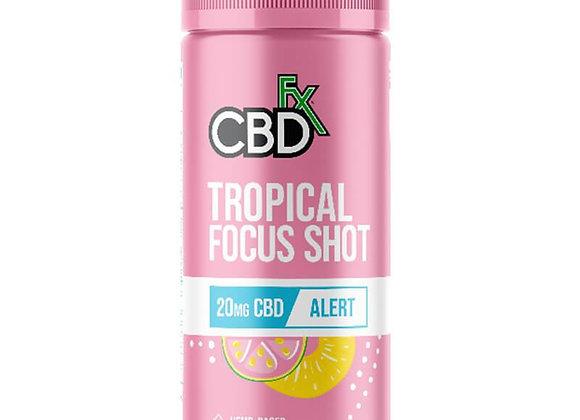 Tropical Focus Shot - 20mg