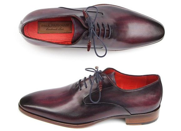 Oxfords Purple Dress Shoe