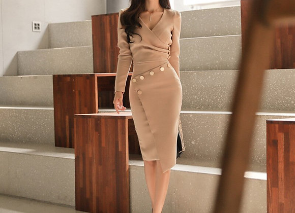 Sexy Suit Dress Women's