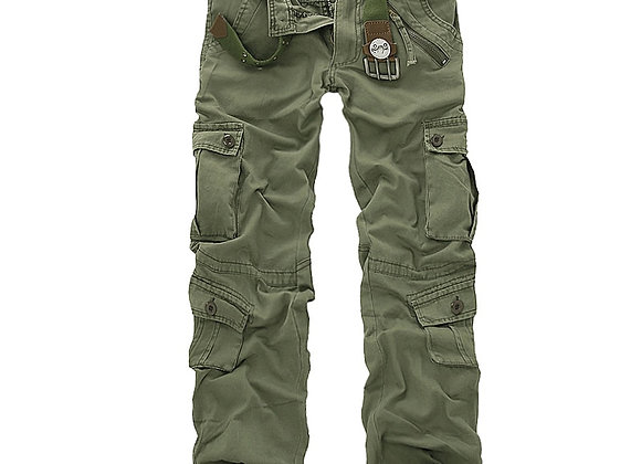 Camouflage Trouser Military Pants