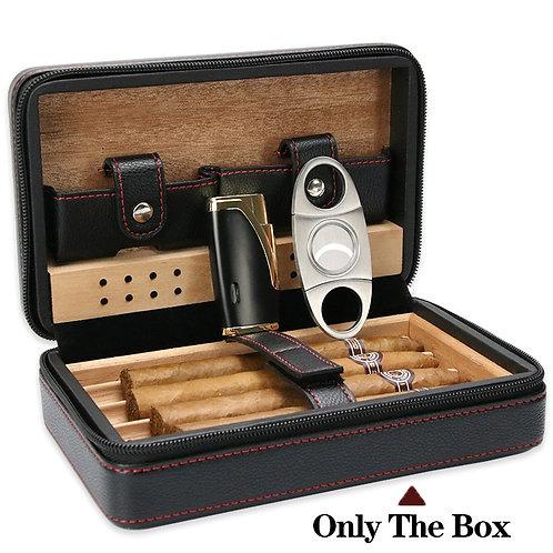 Cedar Wood Cigar Humidor