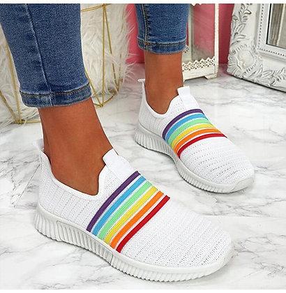 Female Slip on Casual Walking Shoe