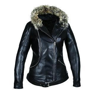 MKL - Leather Bomber Jacket