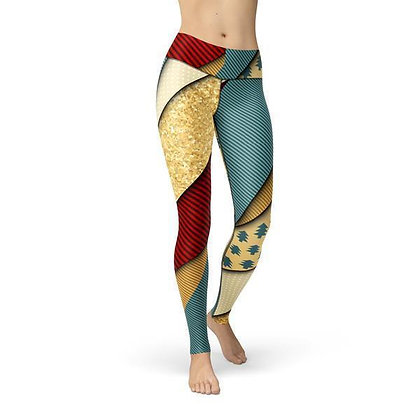 Beverly Golden Present Legging