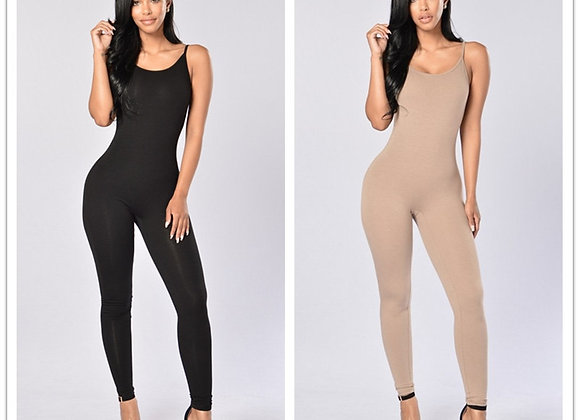 Jumpsuit Casual Overall
