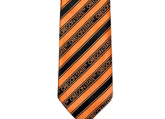 Oregon St. Men's Tie