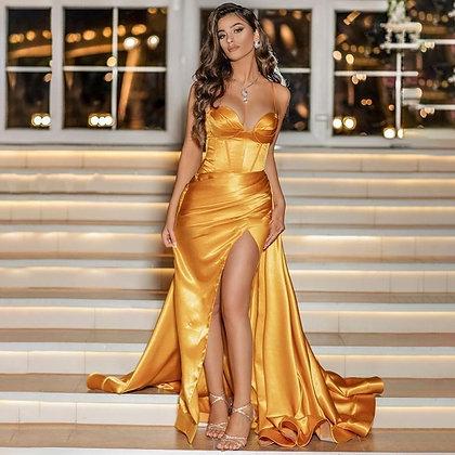 2020 Prom Dresses Satin