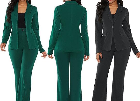 Women's Suit Office Set