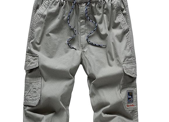 Capri Cotton Bermuda Shorts
